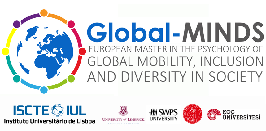 Global-MINDS European Master in the Psychology of Global Mobility, Inclusion, and Diversity in Society